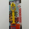 Preview for Transformers rid Bumblebee pez dispenser