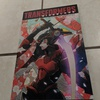 Preview for IDW - Windblade Distant Stars